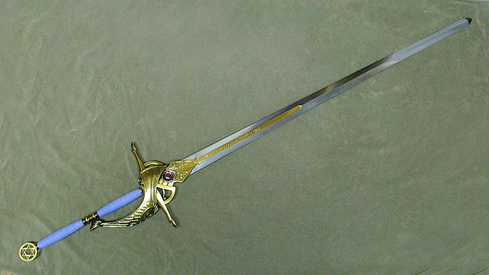 [FICHA] Caos, o Arcanjo. Shinken-6